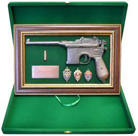 Среди немецких автоматических пистолетов значимое место занимают пистолеты Маузер.