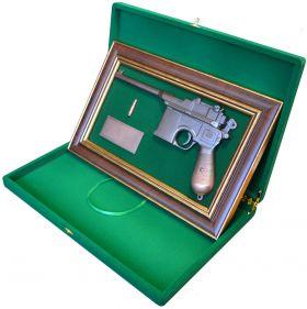 Пистолет маузера макет