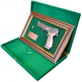 Пистолет Ярыгина в упаковке