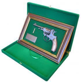 Слово «наган» в дальнейшем стало нарицательным – зачастую наганом называли любой боевой револьвер, а нередко и любой самозарядный боевой пистолет.