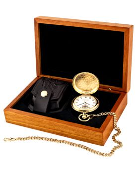 Так же Вы можете заказать подарочную коробку c кожаным чехлом для ношения на ремне стоимостью 3780 руб